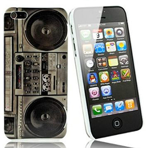 coque iphone 5 enceinte